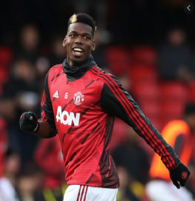 Pogba to return to full Manchester United training next week