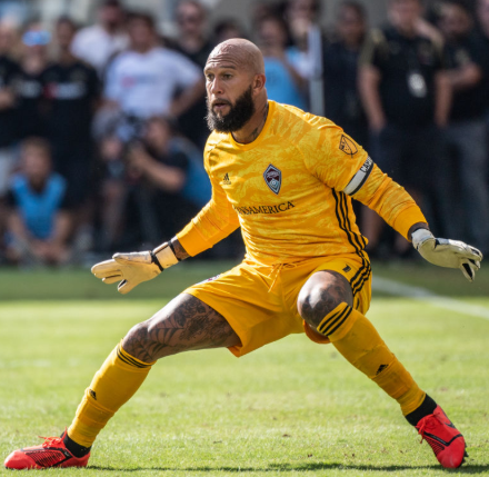 Former Man United and Everton goalkeeper Tim Howard comes out of retirement to play for Memphis 901 FC