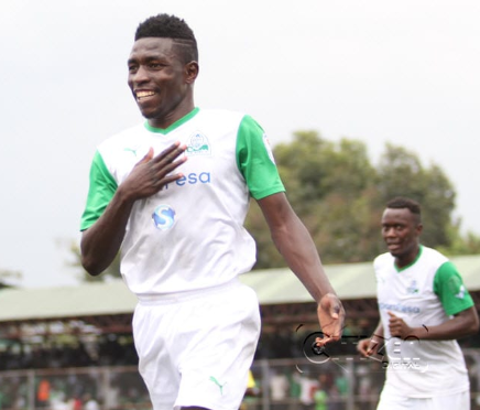 Gor defender Wellington Ochieng to miss the remainder of the season due to injury