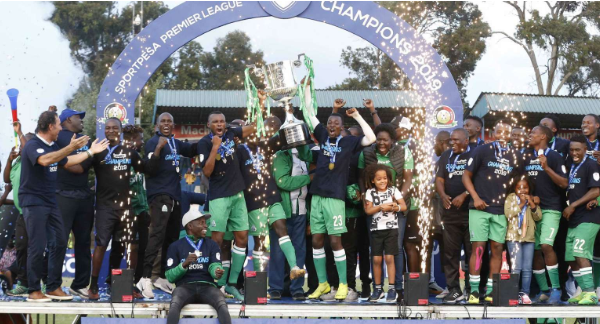 FKF ends KPL season, confirms Gor Mahia as Champions