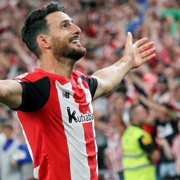 Aritz Aduriz announces retirement from football at the age of 39