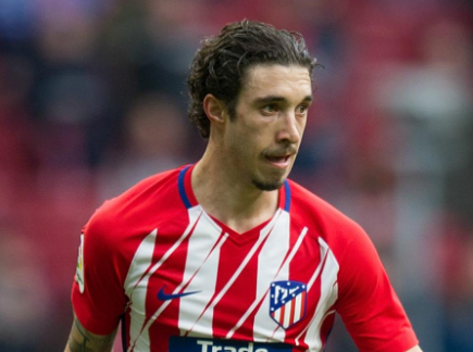 Atletico Madrid defender Vrsaljko undergoes knee procedure