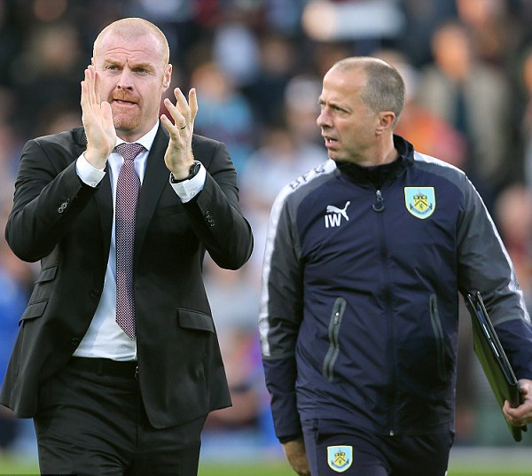 Burnley assistant manager Ian Woan tests positive for coronavirus