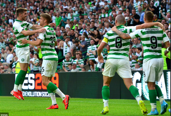 Celtic crowned Scottish Premiership champions and Hearts relegated as SPFL end season