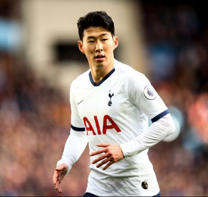 Tottenham forward Heung-Min Son returns to London