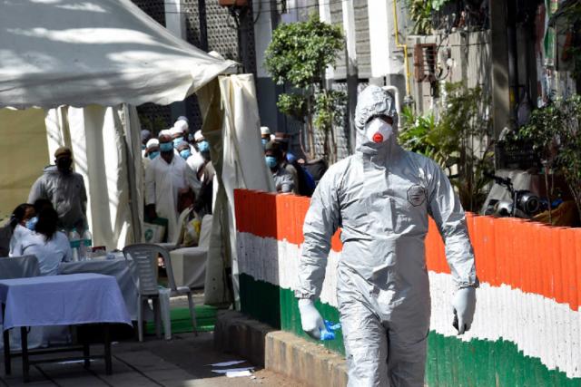 India surpasses five million coronavirus cases