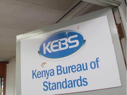 KEBS bans 8 substandard hand sanitizer brands