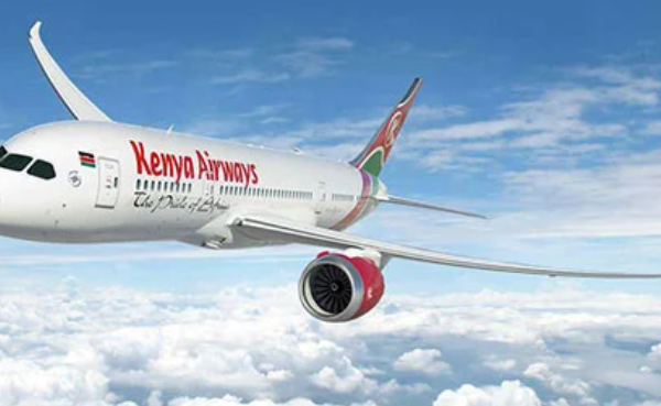 Kenyan returnees arrive from Britain
