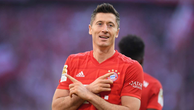 Lewandowski wins Bundesliga player of the season award