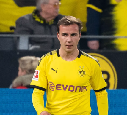 Mario Gotze to leave Borussia Dortmund at the end of the season