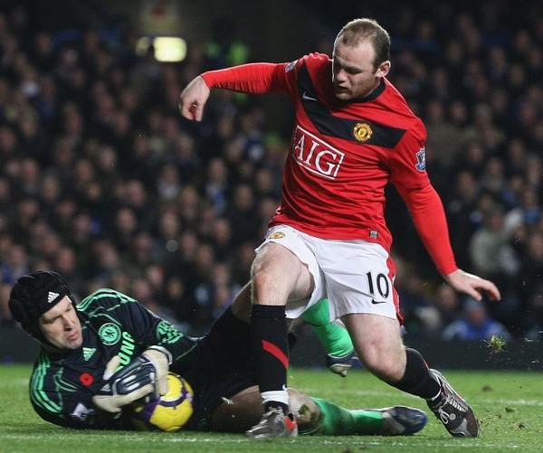 Chelsea legend Petr Cech names his toughest opponent