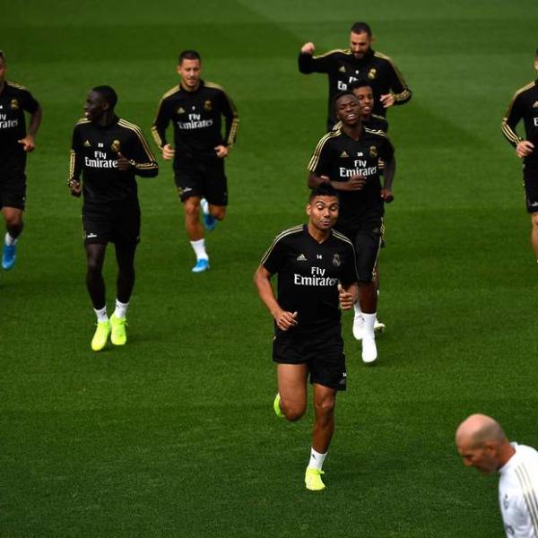 La Liga clubs to resume full training on Monday