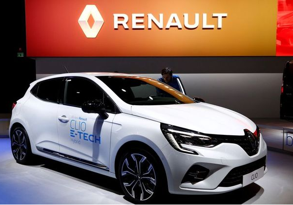 Renault prepares to lay off 15,000 employees
