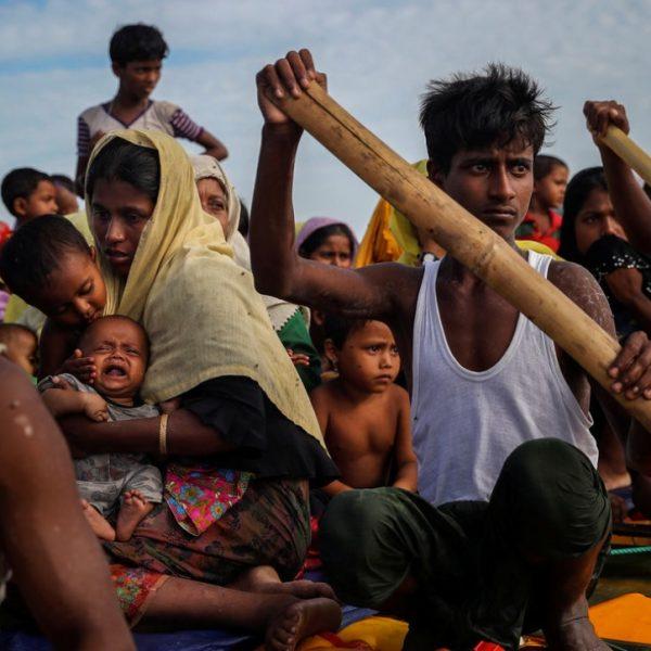 Rohingya refugees stranded at sea to be quarantined