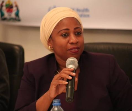 Tanzania's health minister suspends national laboratory director Nyambura Moremi