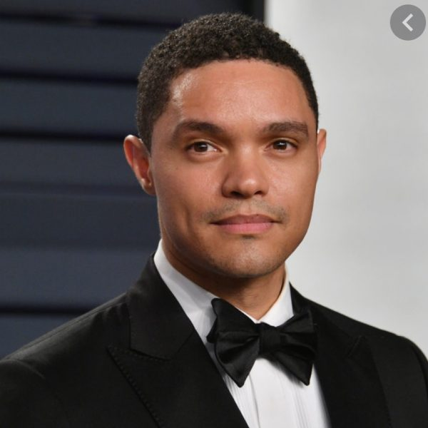 Trevor Noah is reportedly paying his 25 crew members from his own pockets