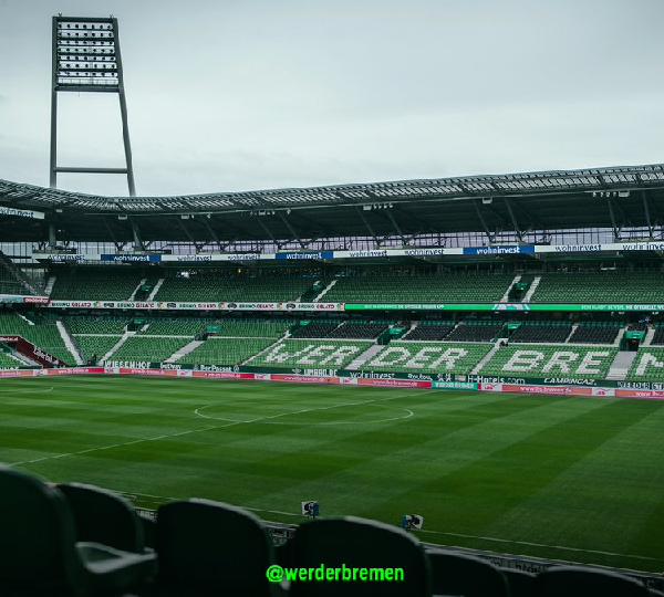 Coronavirus: Werder Bremen player placed in quarantine a day before Bundesliga restart