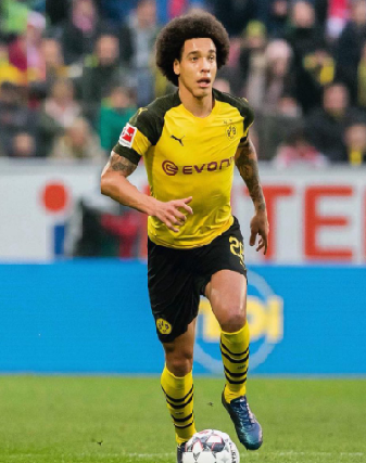 Witsel ruled out against Wolfsburg