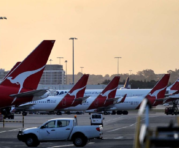 Coronavirus: Qantas to lay off 6,000 workers