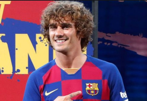 Griezmann: It'll be strange to play behind closed doors