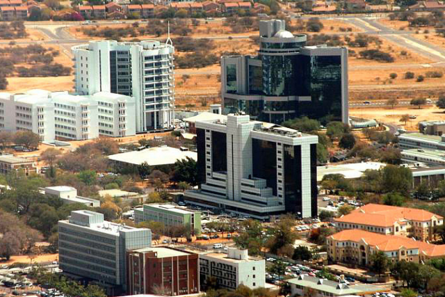 Botswana reinstates lockdown in the capital Gaborone