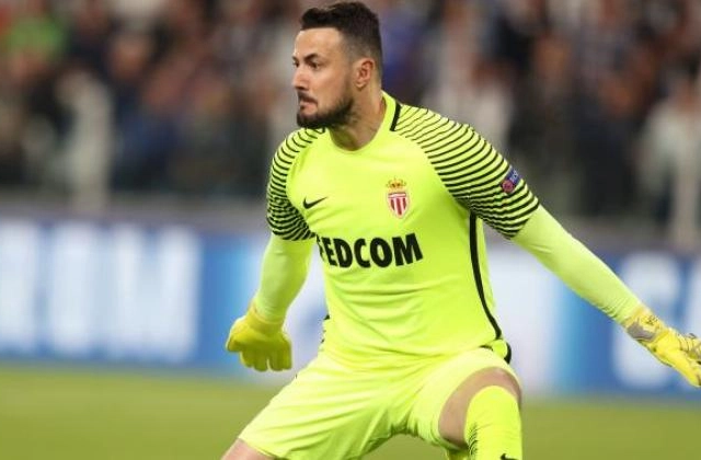 Danijel Subasic to leave AS Monaco at the end of the month