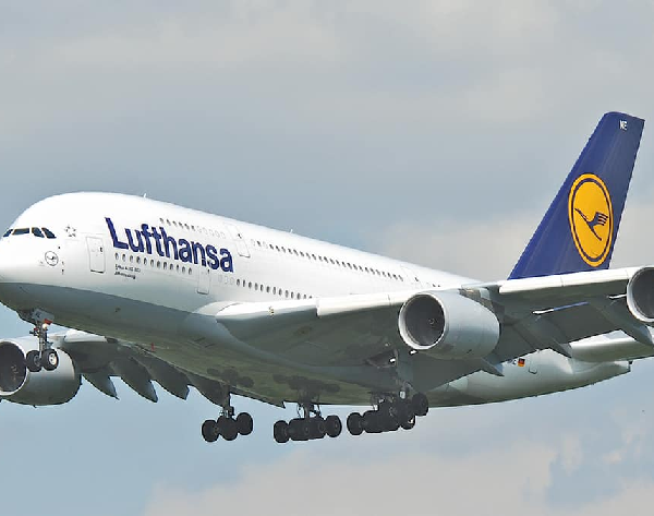German airline Lufthansa plans to lay off 22,000 workers