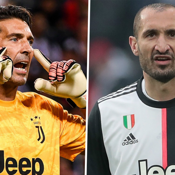 Buffon, Chiellini sign new one-year extensions with Juventus