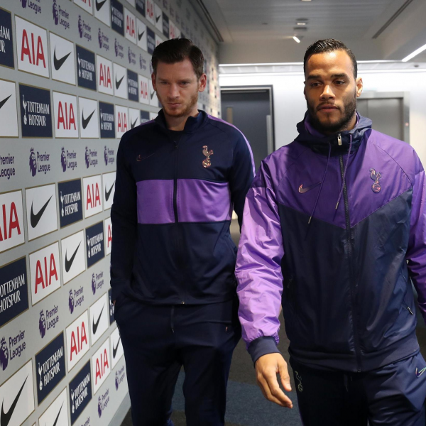 Vertonghen and Vorm extend Tottenham contracts until the end of the season