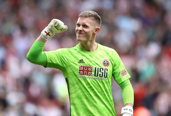 Dean Henderson's loan at Sheffield United extended until end of season