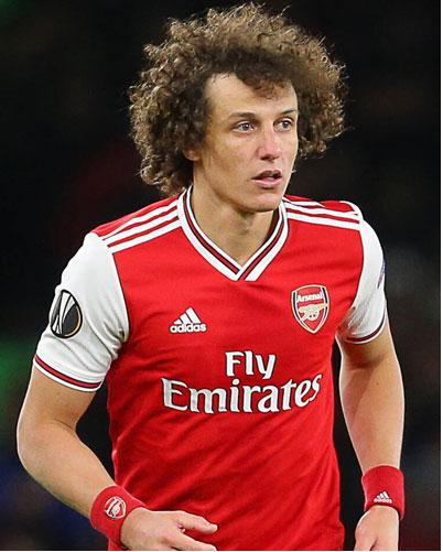 Arteta wants to keep David Luiz at Arsenal
