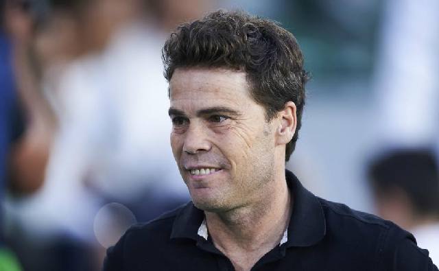 Real Betis part ways with head coach Rubi