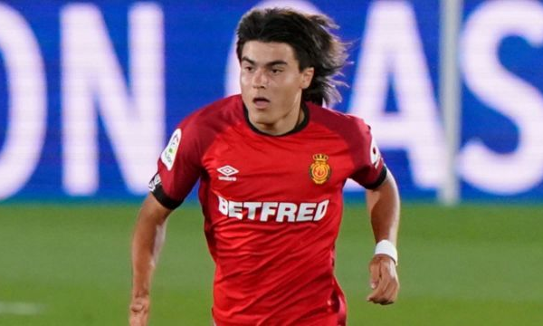 Real Mallorca's Luca Romero becomes the youngest La Liga player ever