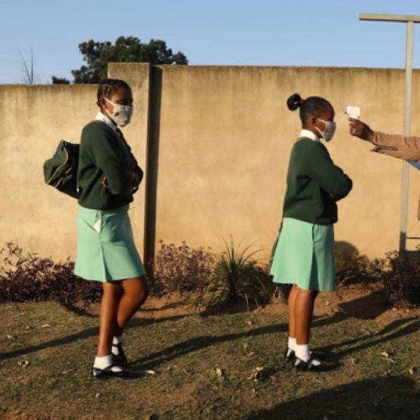 South African schools have reopened in the midst of Covid-19 pandemic