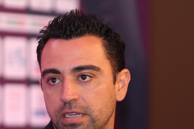 Xavi preparing to return to Barcelona as coach