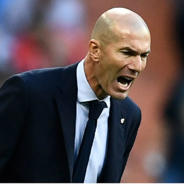 Zidane equals Del Bosque record as Real Madrid coach with second most wins