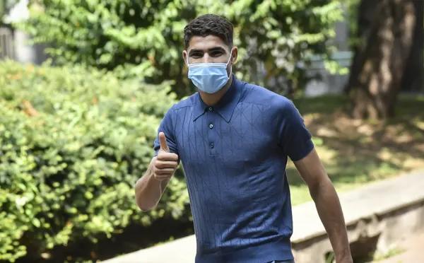 Hakimi joins Inter Milan