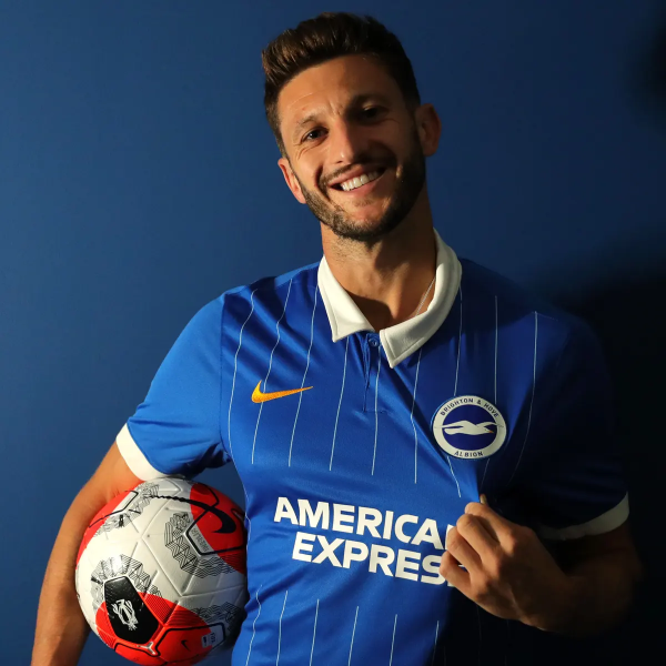 Brighton sign Lallana from Liverpool
