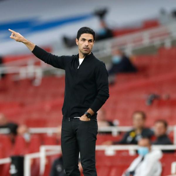 Arsenal need to strengthen squad, says Arteta