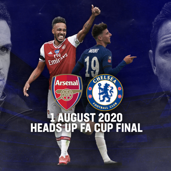 Arsenal v Chelsea: Kick-off time confirmed for the FA Cup final