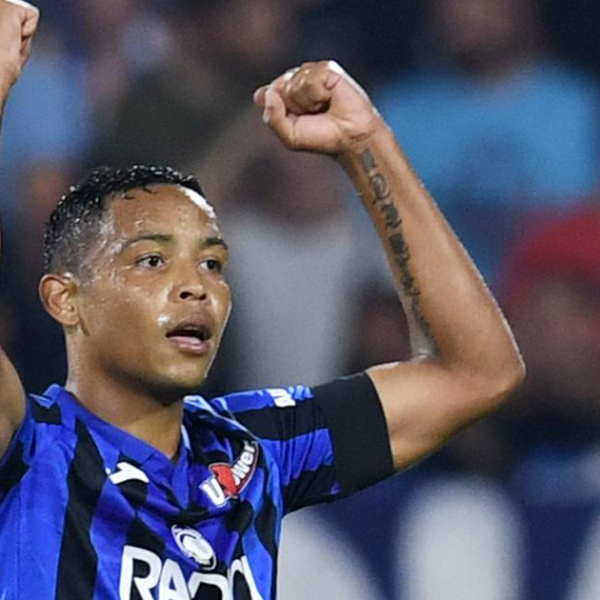 Muriel to miss Atalanta-Brescia clash after swimming pool accident