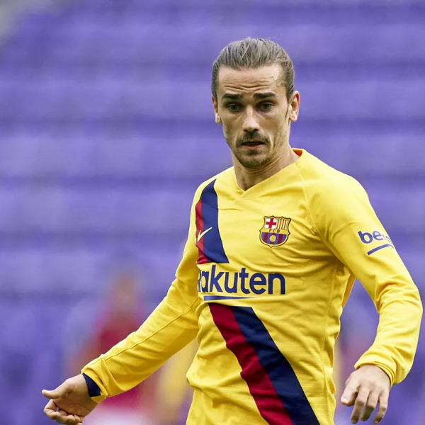 Barcelona confirm Griezmann's injury