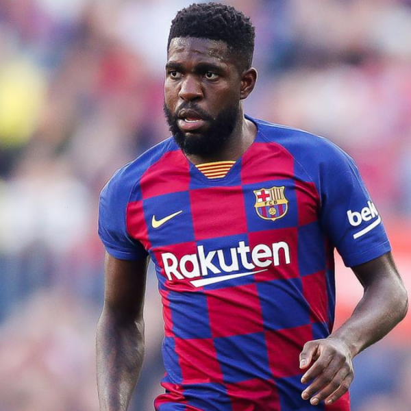 Barcelona defender Umtiti suffers another injury setback