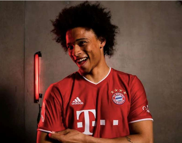 Bayern Munich complete the signing of Leroy Sane