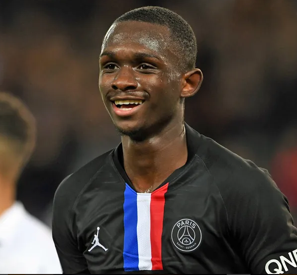 Bayern Munich complete the signing of Tanguy Kouassi from PSG