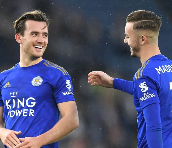 Maddison and Chilwell are doubts to face Arsenal