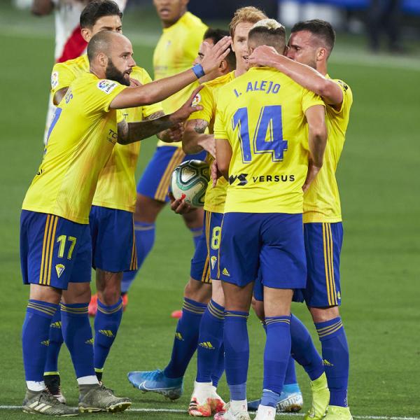 Cadiz promoted to La Liga