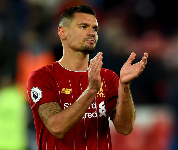 Lovren leaves Liverpool for Zenit
