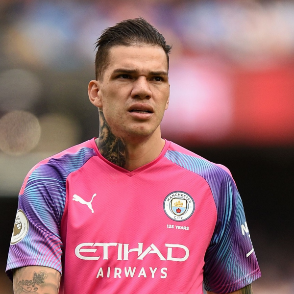 Ederson to start in FA Cup semi-final with Bravo injured