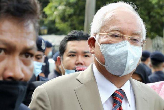 Former Malaysian Prime Minister Najib Razak found guilty of Corruption